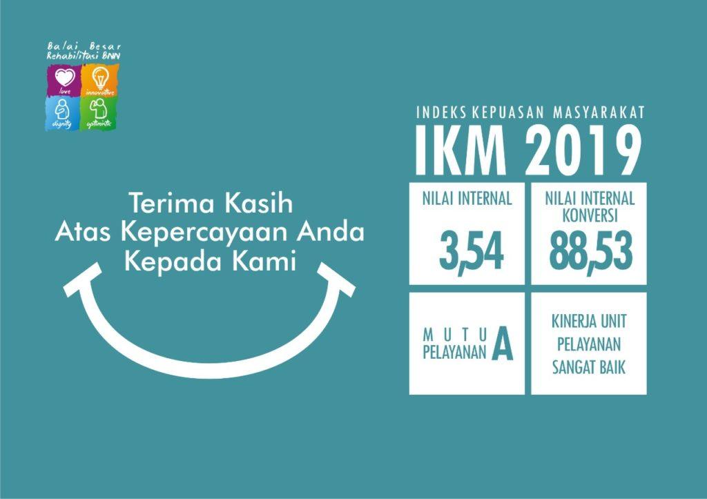IKM Tahun 2019