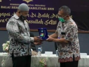 Hikmah Peringatan Isra Mi'raj, Balai Besar Rehabilitasi BNN Akan Wujudkan Pelayanan Prima