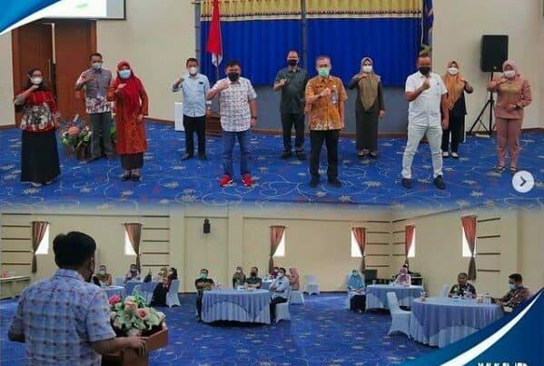 Kunjungan Kerja DPRD Kabupaten Boalemo